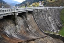 I údolní nádrže - Labská přehrada