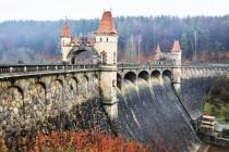 Les království - jedna z nejhezčích českých přehrad