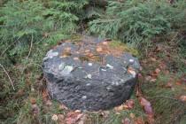 Hradiště - mlýnský kámen