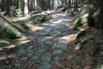 Stará benediktinská cesta k Pánovu kříži