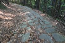 Benediktinská cesta pod Skalní bránou