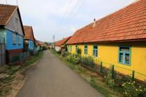 Barevné domečky v Bígru
