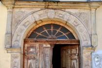 Renesanční a barokní portály domů