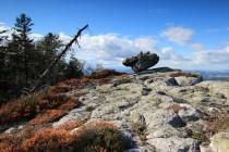 Stolové hory - Na Boru