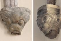 Náchod - kostel masky IMG_2985 4
