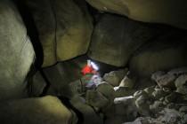 Teplické skály - Teplická jeskyně