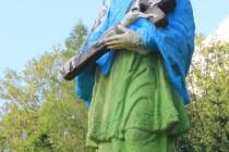 Sv. Jan Nepomucký z Kladské Nové Vsi