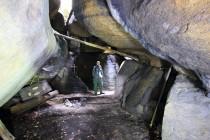 V Urbářské jeskyni