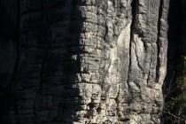 """Chrámové stěny - výstup cestou """"Luftwafe"""""""