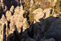 V neprostupném labyrintu pískovcových věží, hlubokých propastí a skalních rozsedlin