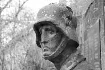 Žďár - Pomník padlým