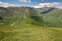 Ve fagašských horách