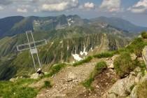 Na vrcholu Negoiu